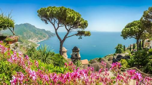 Amalfi Coast Path Guided Trail