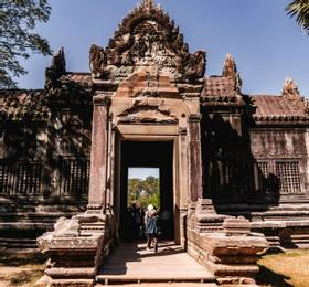 Fly to Siem Reap and exclusive pre-tour experience