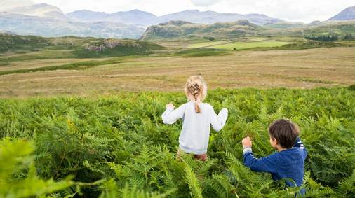 7-Night Northern Lake District Family Walking Adventure