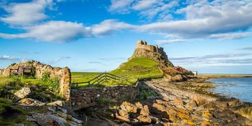 Northumberland guided walking