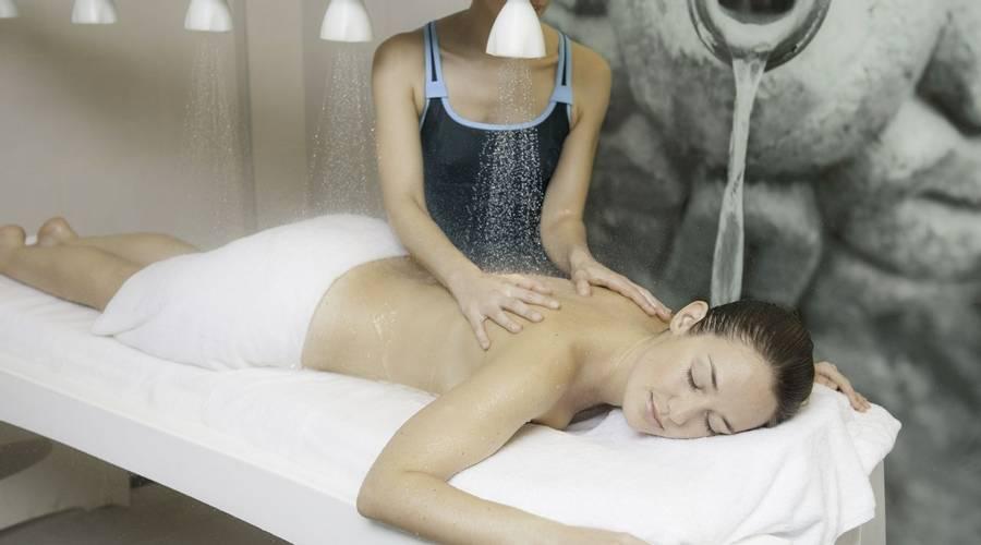 Massage at Palacio Estoril