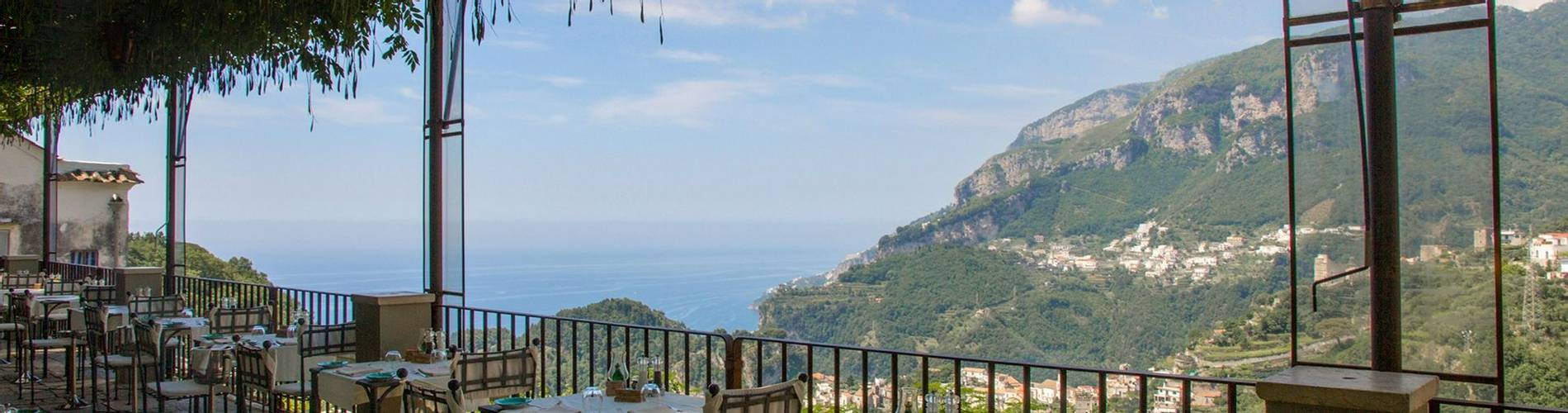 Villa Maria, Amalfi Coast, Italy, the terrace of teh restaurant.jpg