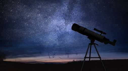 Astronomy in the Brecon Beacons