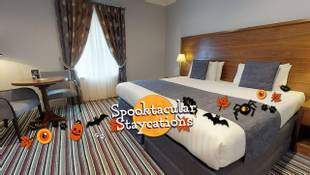 Spooktacular Staycation - Hotel