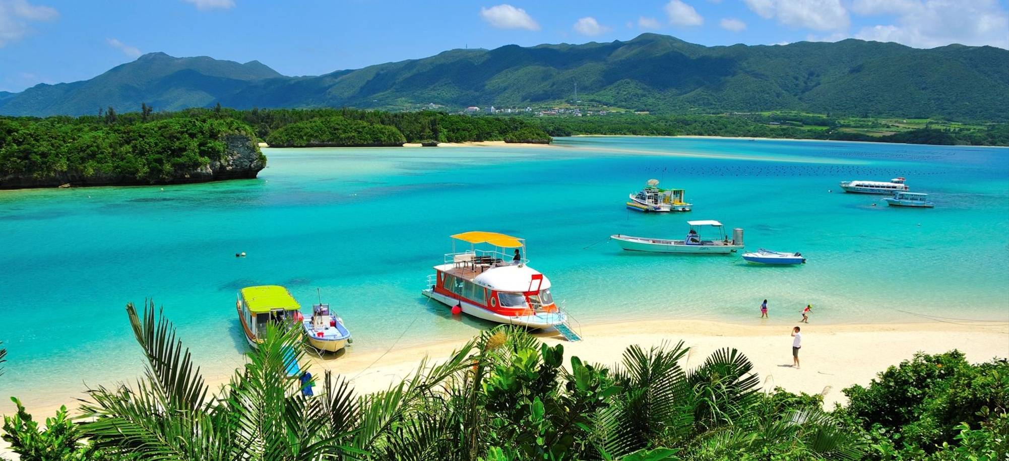 10 Day   Ishigaki Island, Kabira Bay, Itinerary Desktop