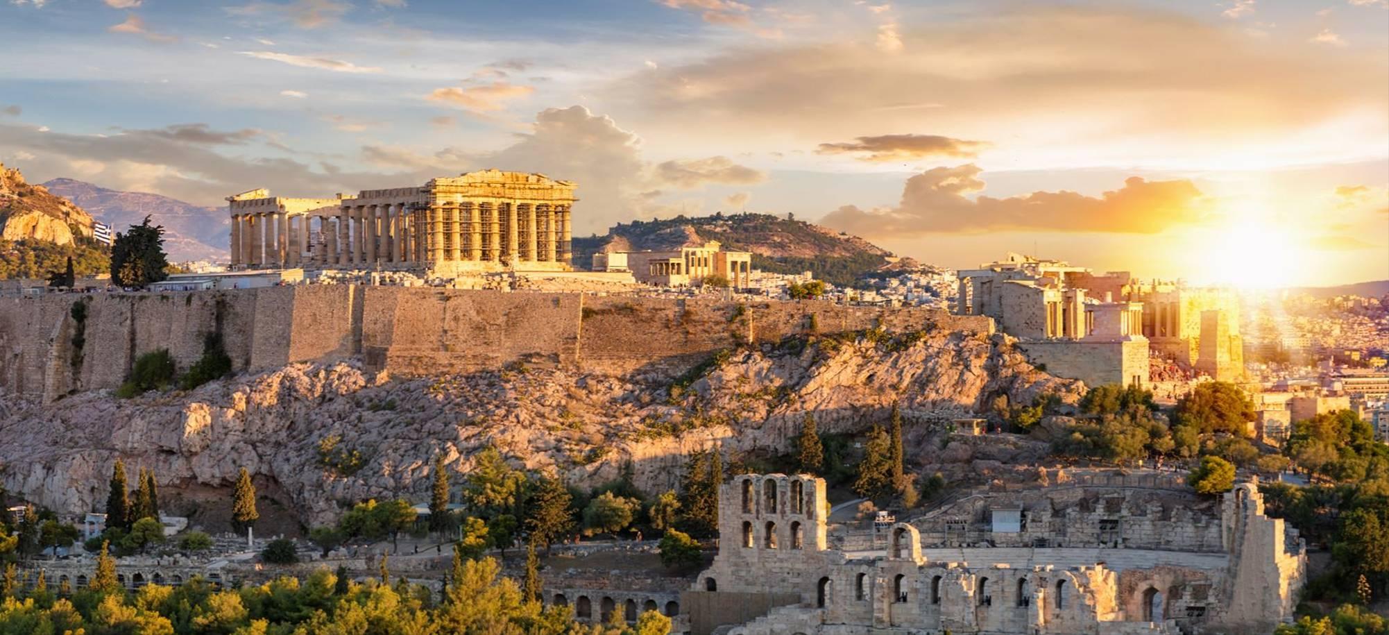 Athens   Acropolis Skyline   Itinerary Desktop