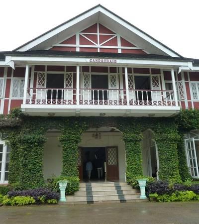 Candacraig hotel in Pyin Oo Lwin (Maymyo)