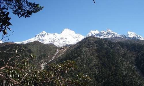 Sikkim Goeche La
