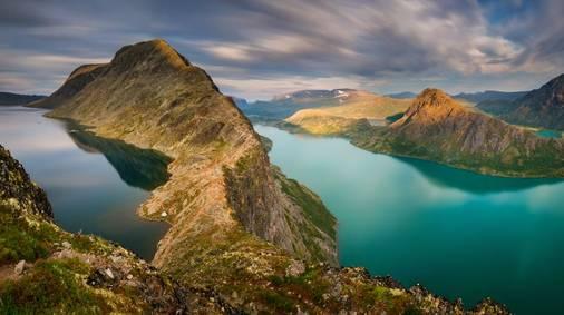 Walking in Norway's Home of the Giants