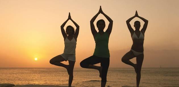 Yoga at EPIC SANA Algarve