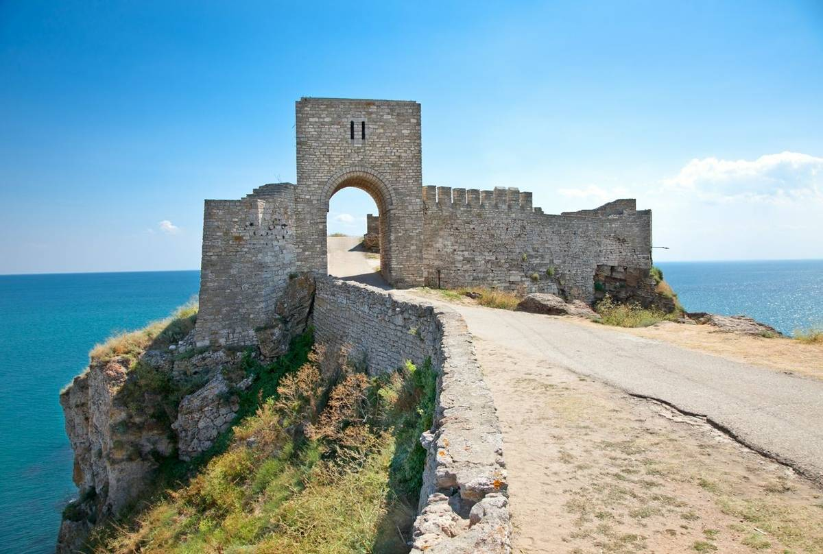 Kaliakra Castle