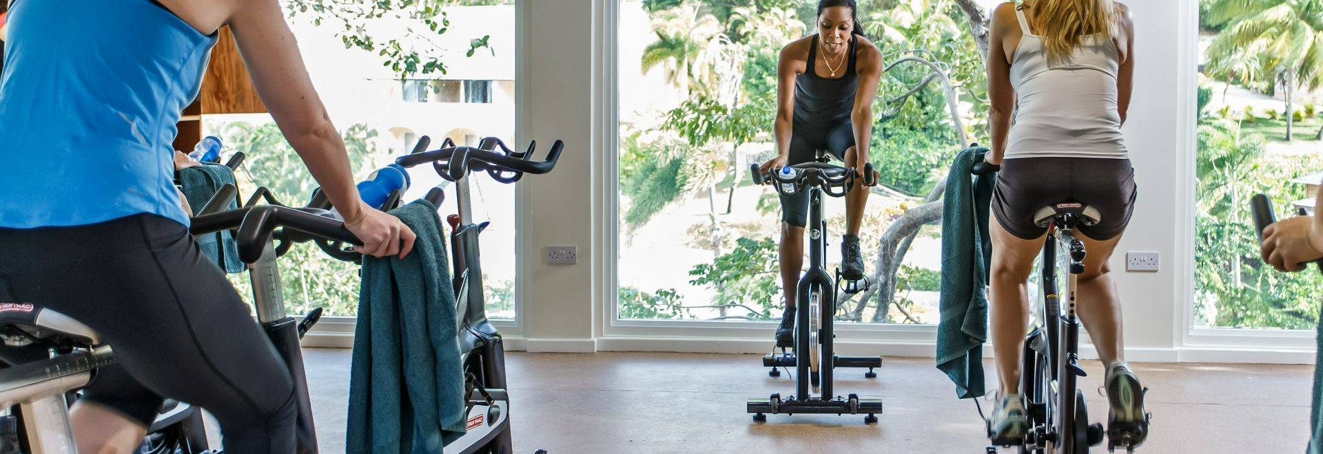 The Bodyholiday Spin Class