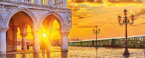 Eastern Mediterranean Discovery & Venice Simplon-Orient-Express Rail Journey