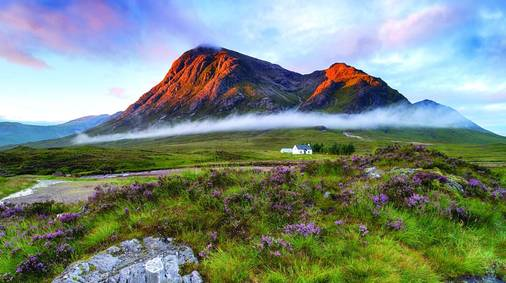 3-Night Scottish Highlands Self-Guided Walking Holiday