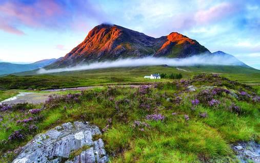 3-Night Scottish Highlands Self-Guided Walking Holiday