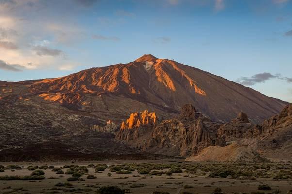 El Tiede, Tenerife Shutterstock 1125106358