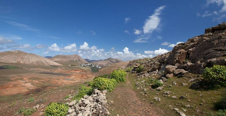 Lanzarote Guided Walking Holiday