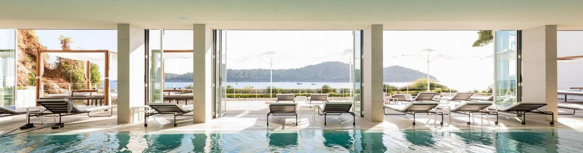 Indoor pool Hotel Villa Dubrovnik.jpg