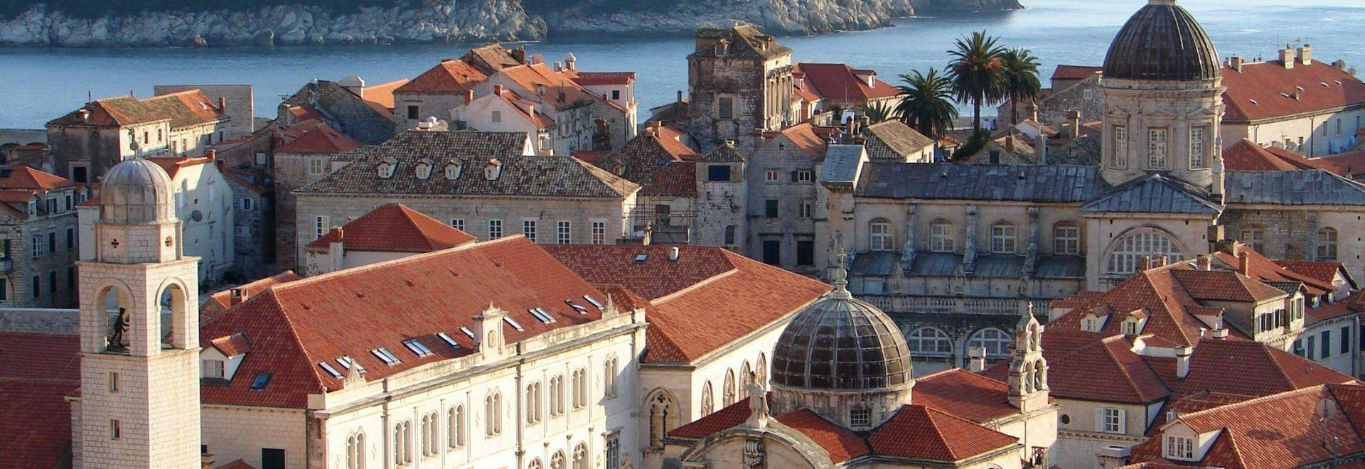 Adriatic Odyssey Dubrovnik Old City, Croatia