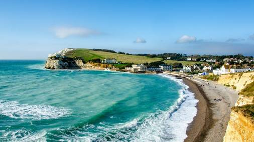 7-Night Isle of Wight Guided Walking Holiday