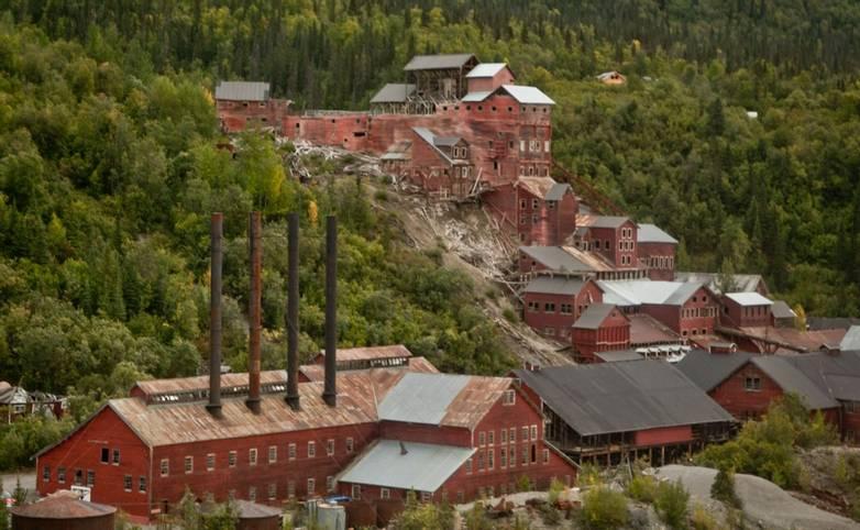 Alaska - Kennicott Glacier Lodge - Kennicott National Historic Landmark.jpg