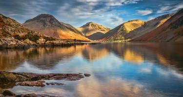 Wastwater in the English Lake District