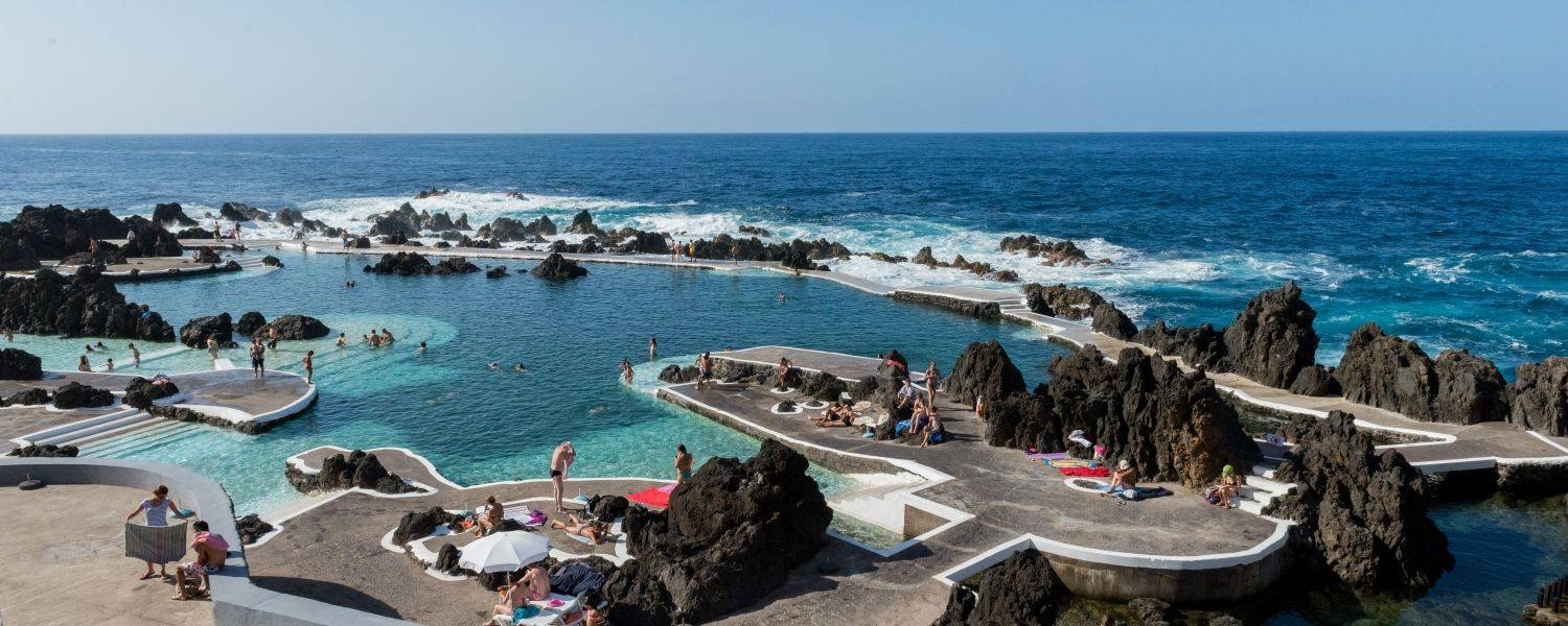 Porto Moniz Lava Pools Credit Madeira Promotion Bureau