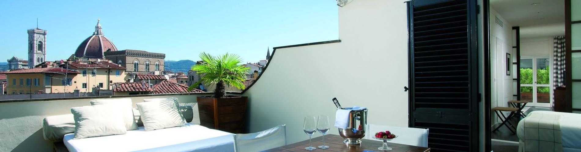 Gallery Art Hotel, Tuscany, Italy, Penthouse Palazzo Vecchio (4).JPG