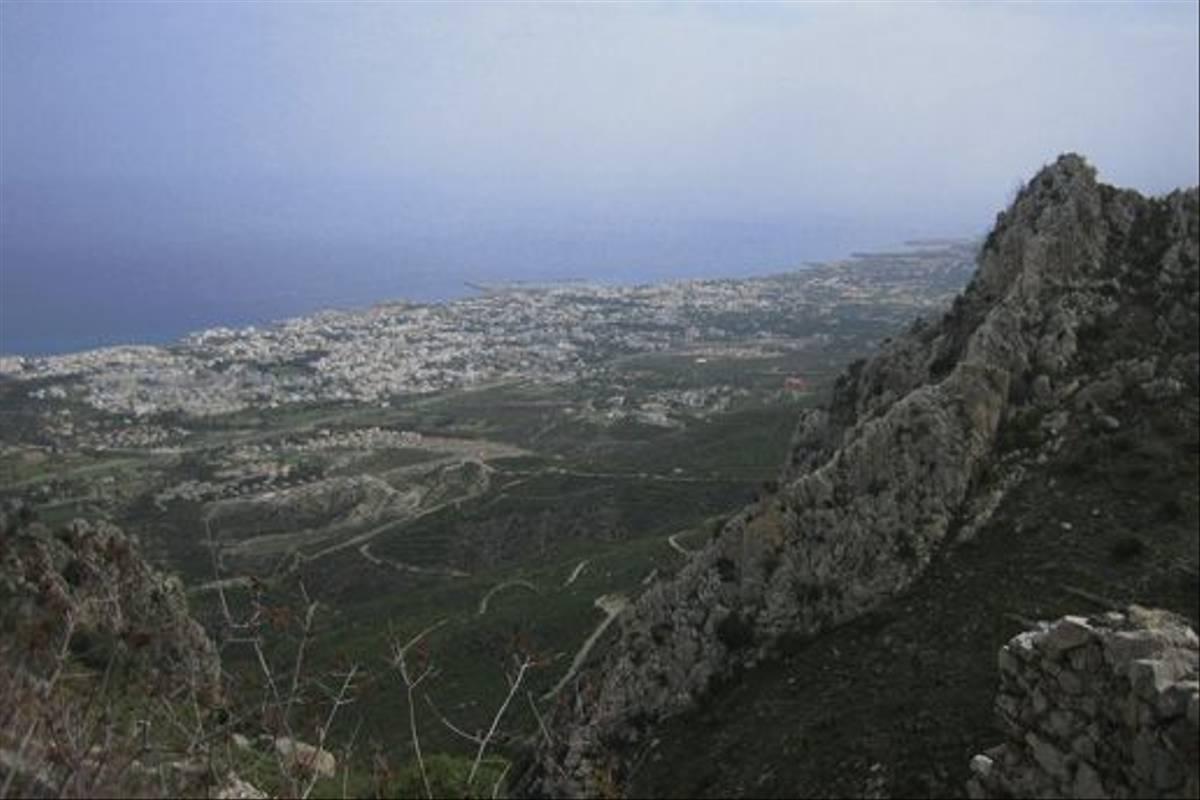 View back to Kyrenia (Andy Harding)