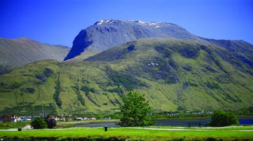 3-Night Scottish Highlands Guided Walking