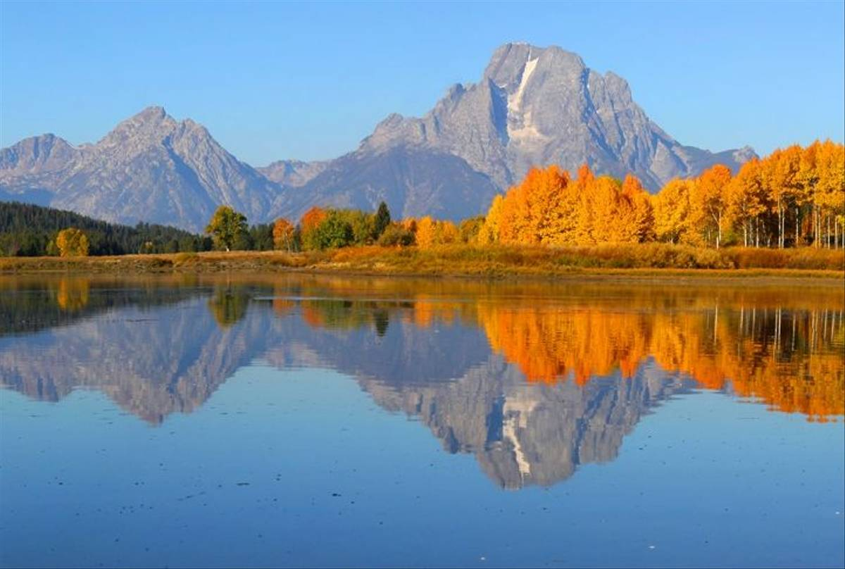 Grand Tetons National Park Shutterstock 63999946