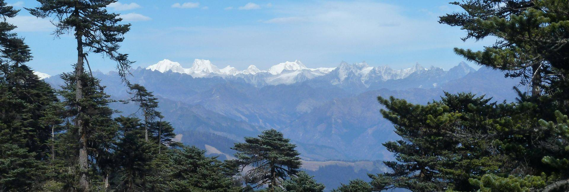 Kitiphu Ridge trek in Bhutan