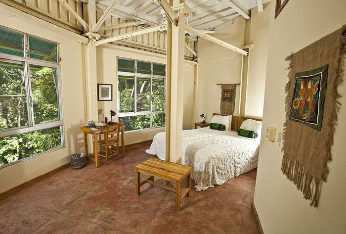 Canopy Tower room