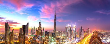 Gems of the Middle East & Dubai Stay