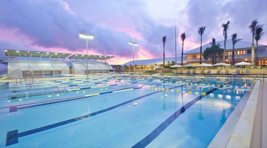 Thanyapura Olympic Pool