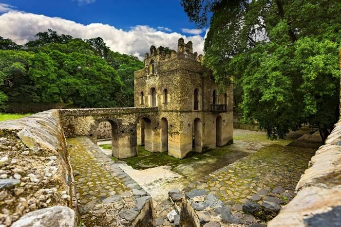 Fasilides Bath at Fasil Ghebbi, Gondar UNESCO WHS shutterstock_634691216.jpg