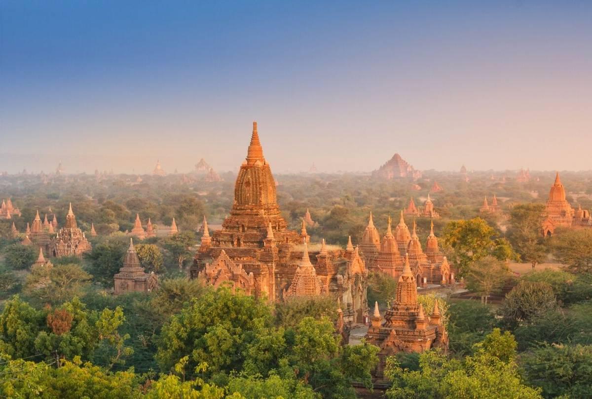 Bagan Temples, Burma Shutterstock 473267533