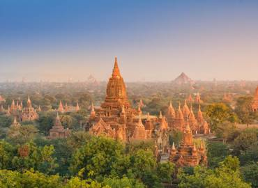 Burma Highlights - A Wildlife & Cultural Tour