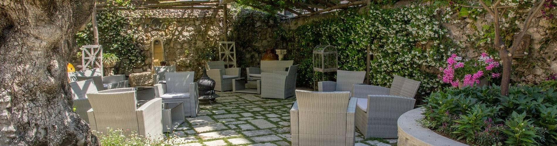 Villa Maria, Amalfi Coast, Italy, Garden.jpg