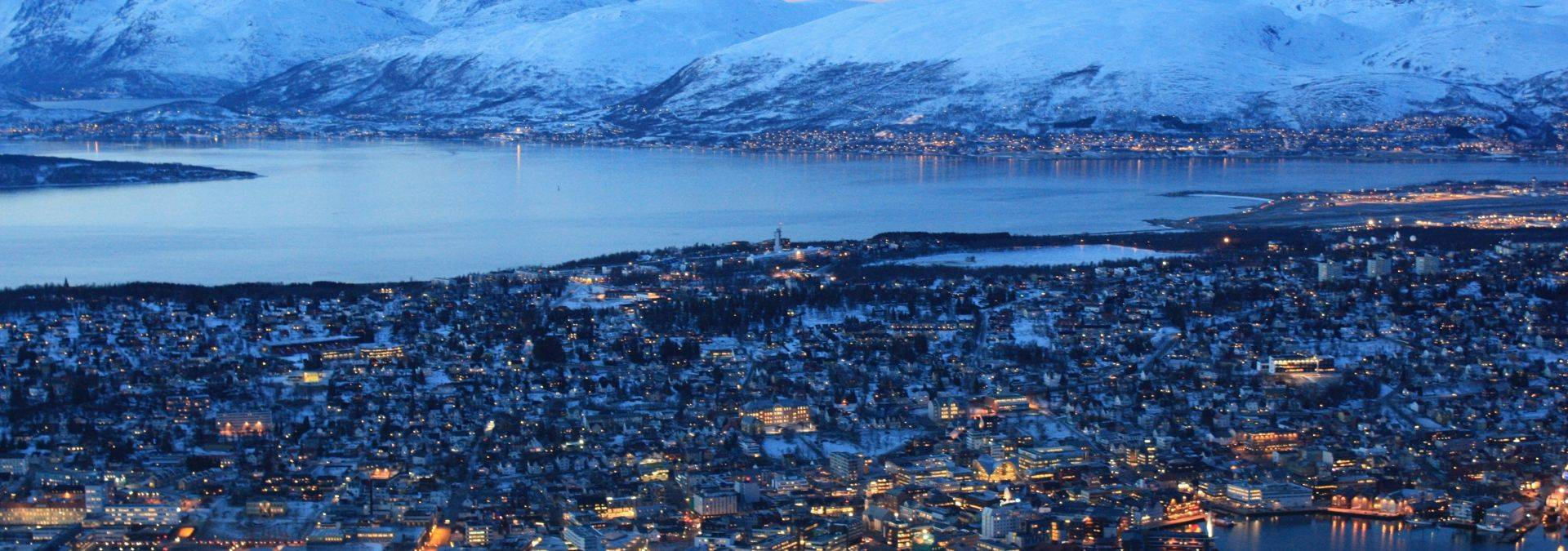 001893 Hanne Knudsen Www.Nordnorge.Com Tromsoe