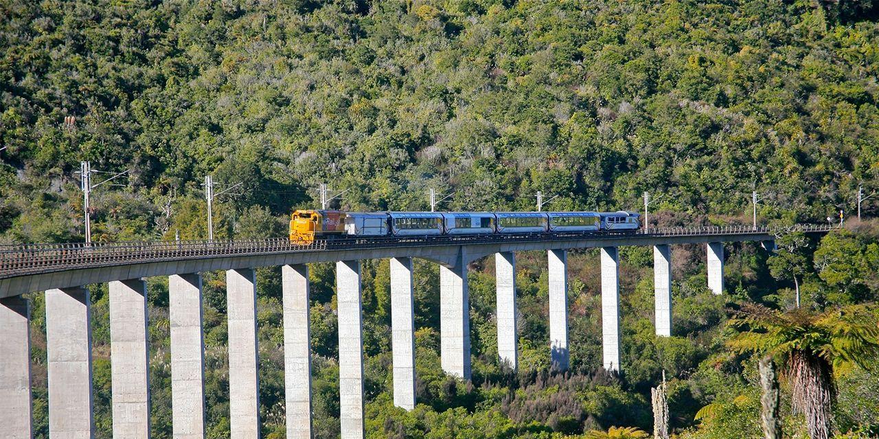 New Zealand Northern Rail Trail