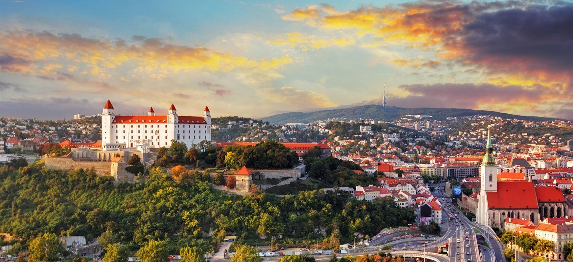 9 Day   Bratislava, Devin Castle    Itinerary Desktop