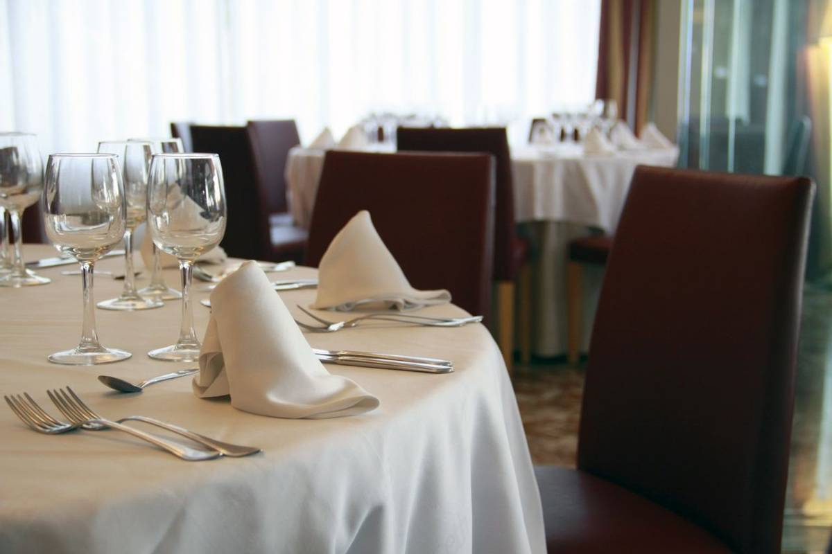 Spain - Menorca - Hotel Port Mahon - restaurante.JPG