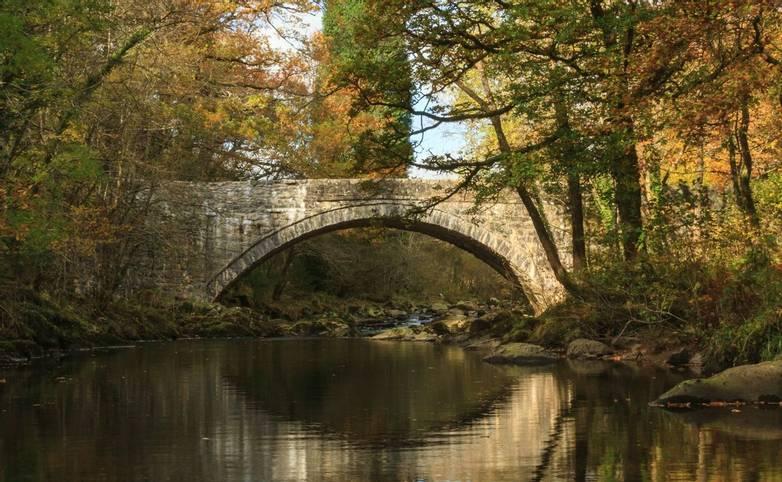 Mawddach River Wales