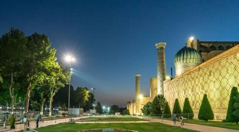ASHGABAT to BISHKEK (37 days) Silk Road Highlights & Kyrgyzstan Overland
