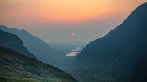 Snowdonia Welsh Three's in a Weekend Holiday