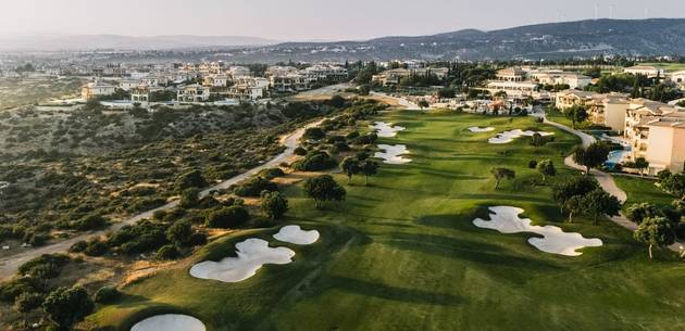 Golf at Aphrodite Hills
