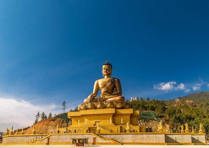 Buddha, Thimphu, Bhutan shutterstock_1255335592.jpg