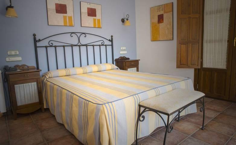 Spain - Andalucia -  Priego de Cordoba - Habitación-matrimonio-H.-Palomas-1024x684.jpg