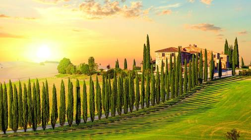 Tuscany Guided Walking Holiday